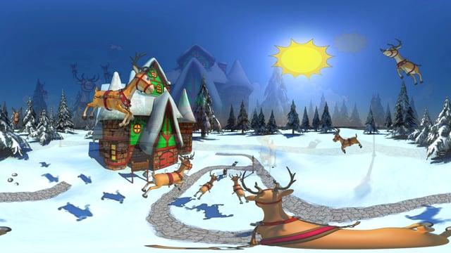 Santas Slowpoke 360 VR