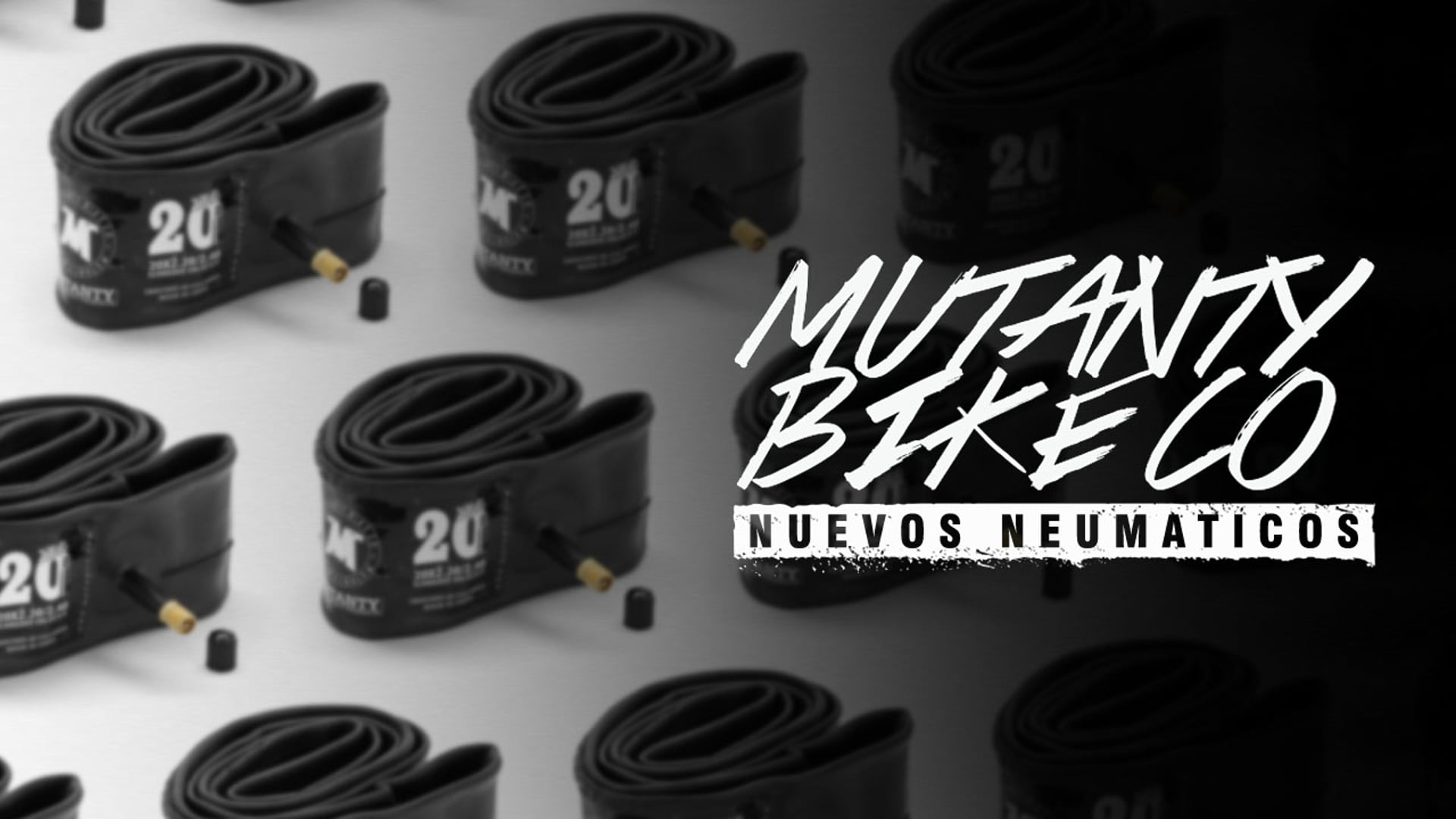 "NUEVOS NEUMÁTICOS MUTANTY 2.40"""