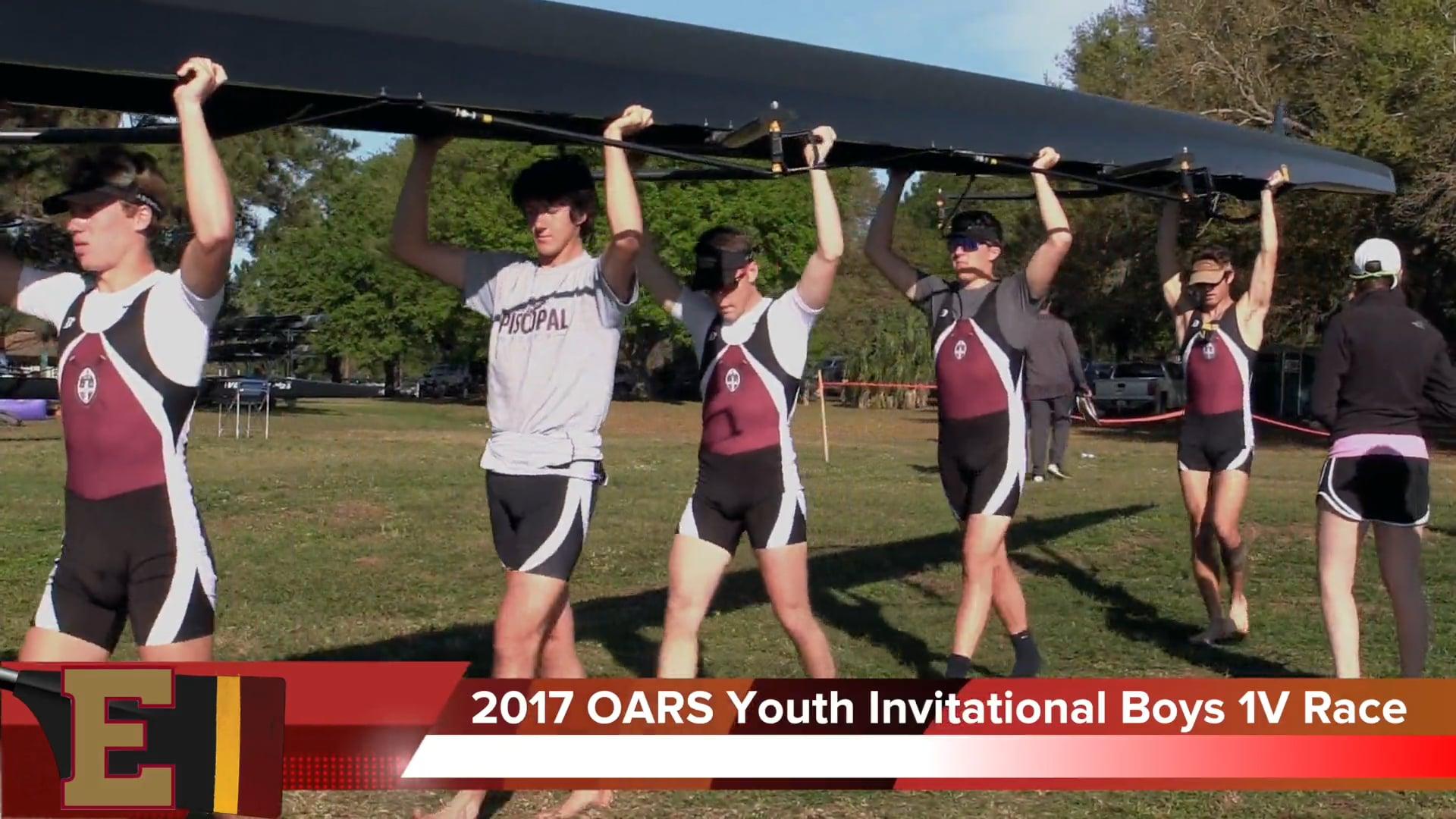 Boys 1V8+ Race 2017 OARS Youth Invitational
