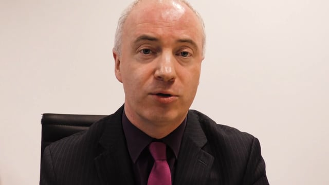 Tomás Ó Ruairc, Director, Teaching Council
