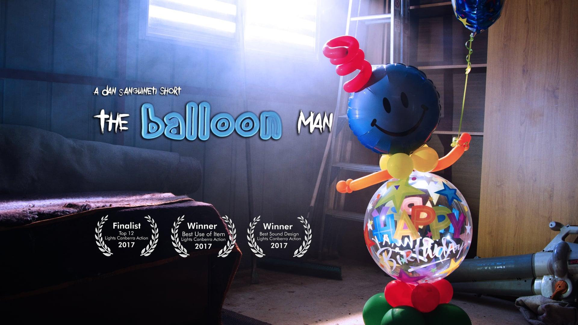The Balloon Man (Horror Short Film)
