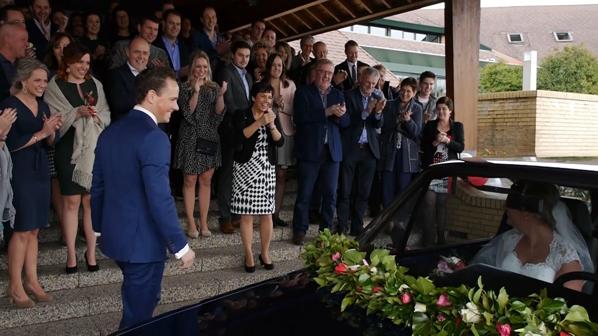 Bruiloft (wedding) - Rob en Jolijn