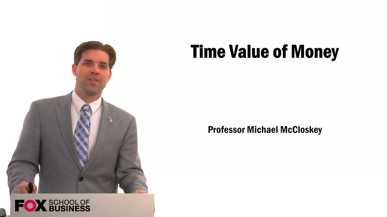 59557Time Value of Money