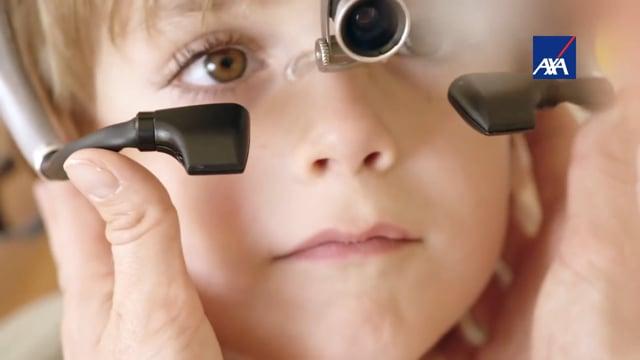 2015 » AXA: Aus Kindersicht (Werbung, Interative)