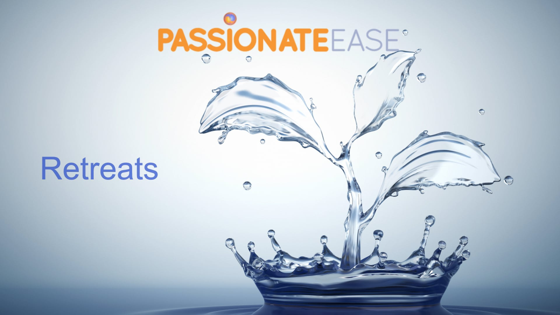 Passionate Ease Retreats with Lawrence Conlan