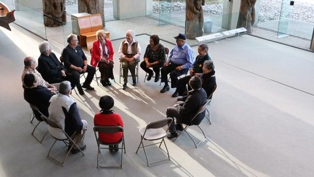 The Language of Reconciliation: Elders' Circle