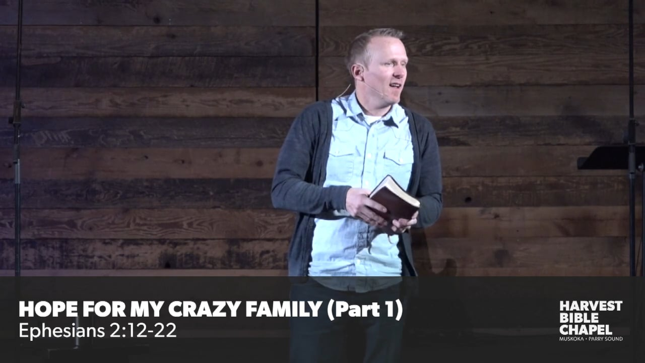 Hope For My Crazy Family