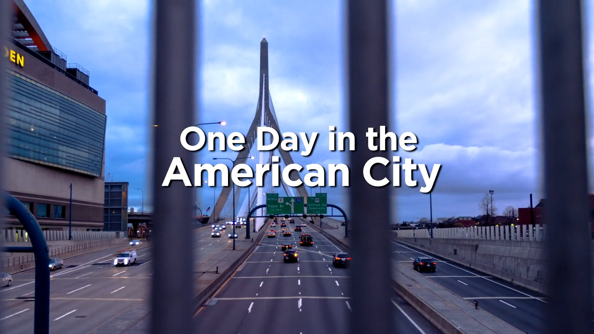 One Day in the American City - PBS Promo