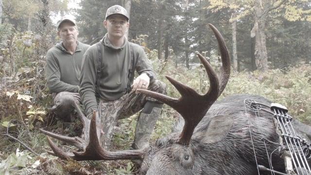 Inpursuit365.com Vermont Archery Moose Hunt 2016 - 334