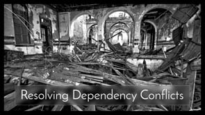 27. Resolving Dependency Conflicts