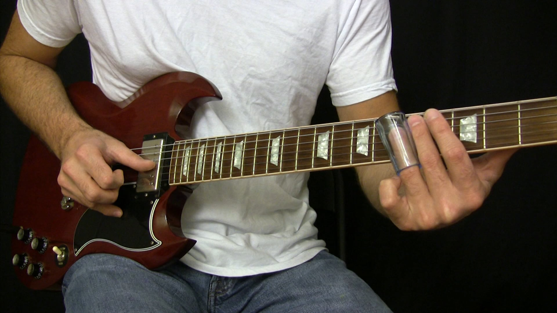 Slide Method 2 Open E solo
