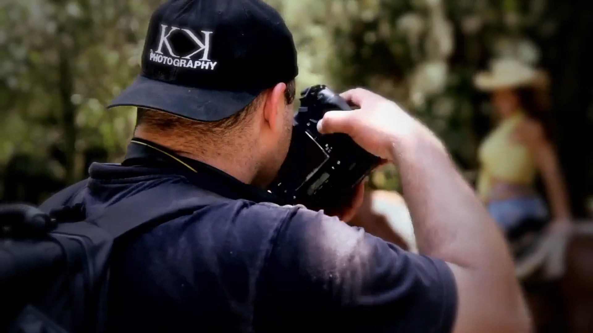 Behind the scenes Jeanine Cruse - KK Photography and Star Video Productions -1280