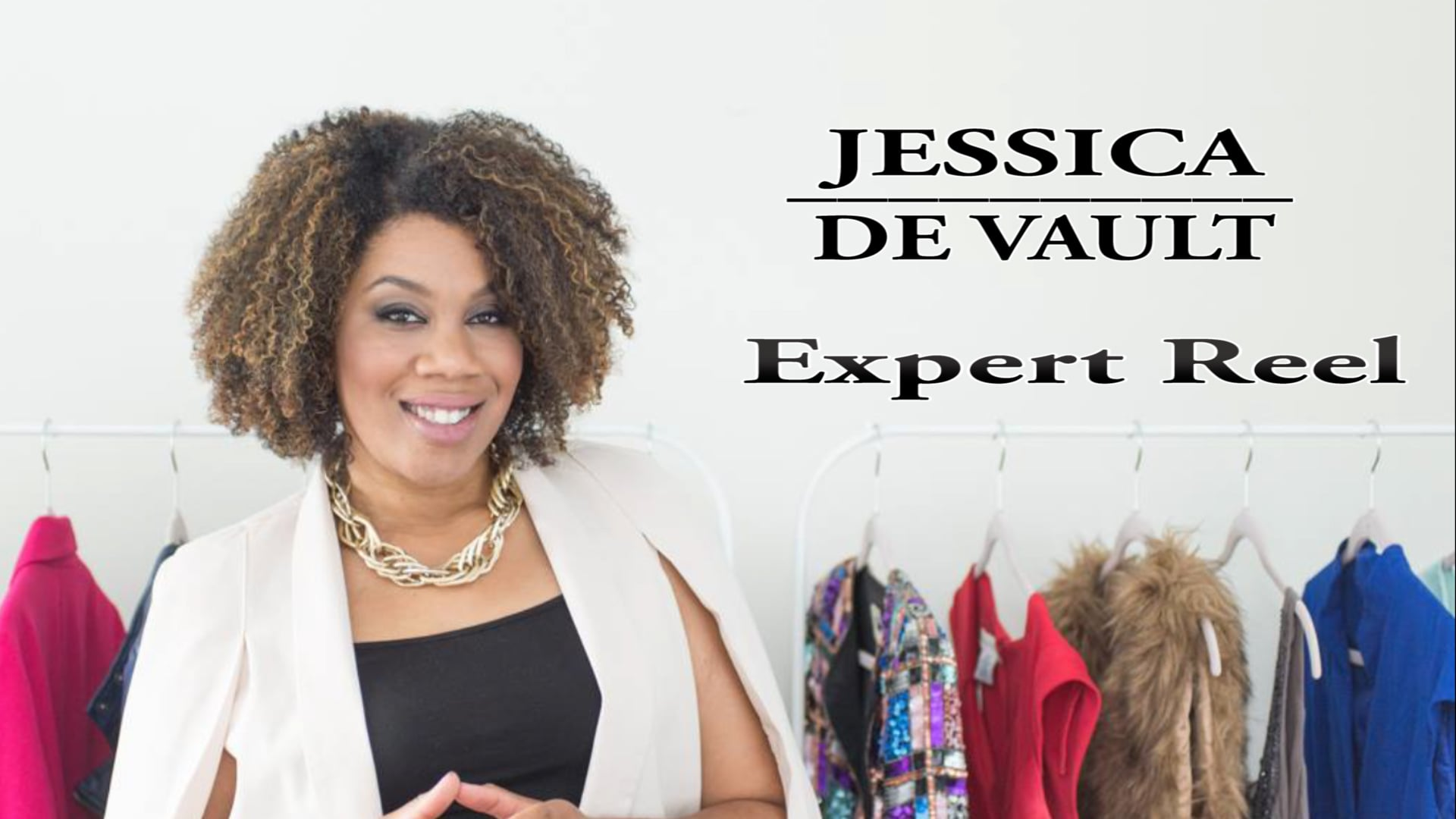 Jessica De Vault Expert Reel