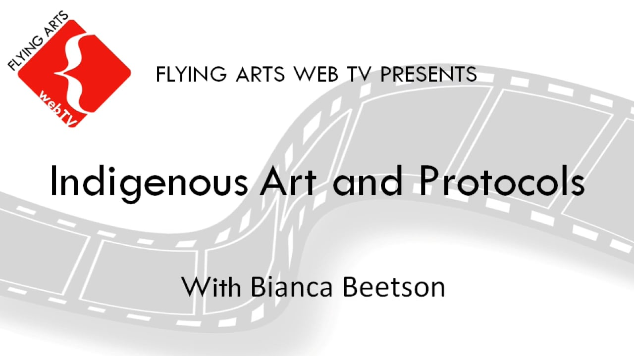 Indigenous Art and Protocols