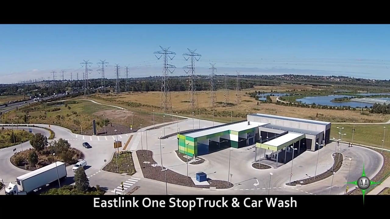 East Link Track & Car Wash