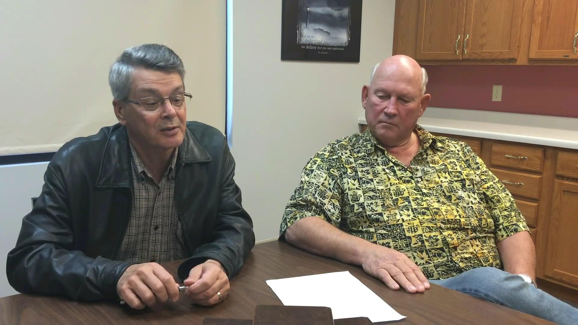 Group Reconciliation Testimonies