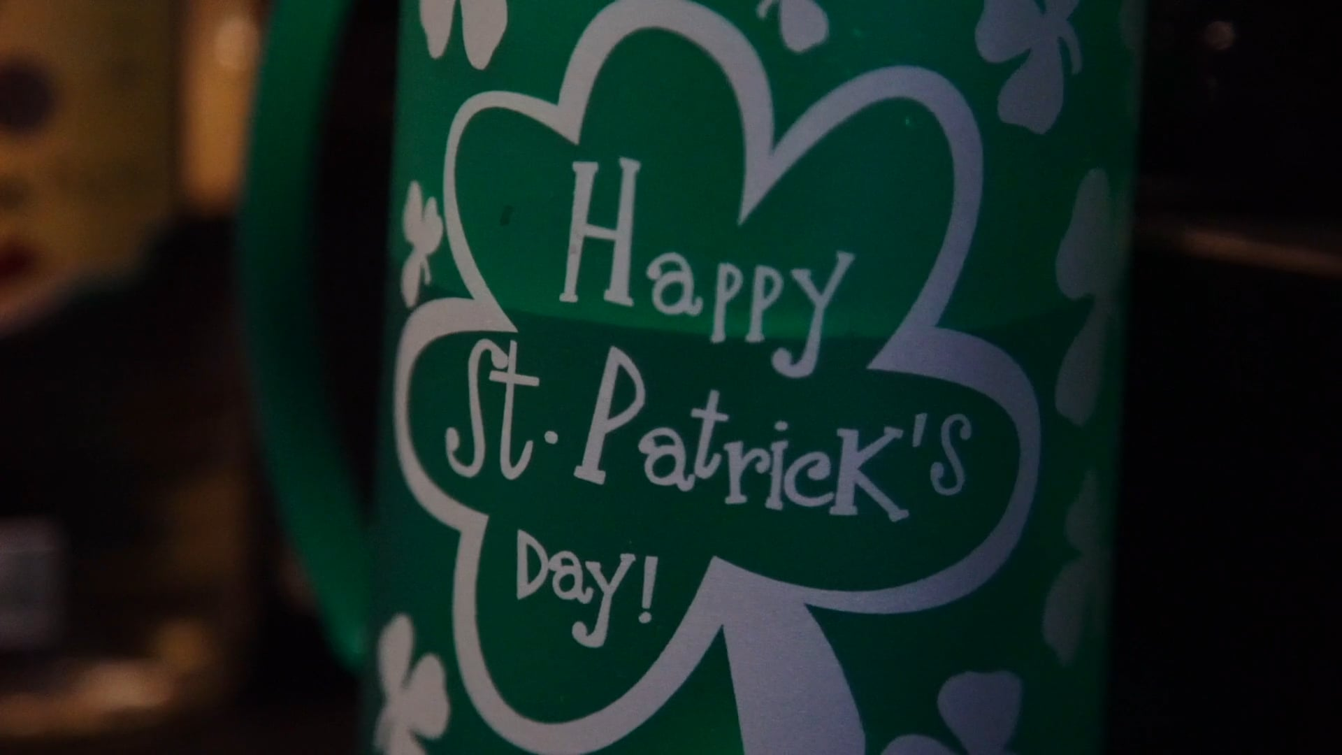 Pickering Jack Astor's St Patrick's Day