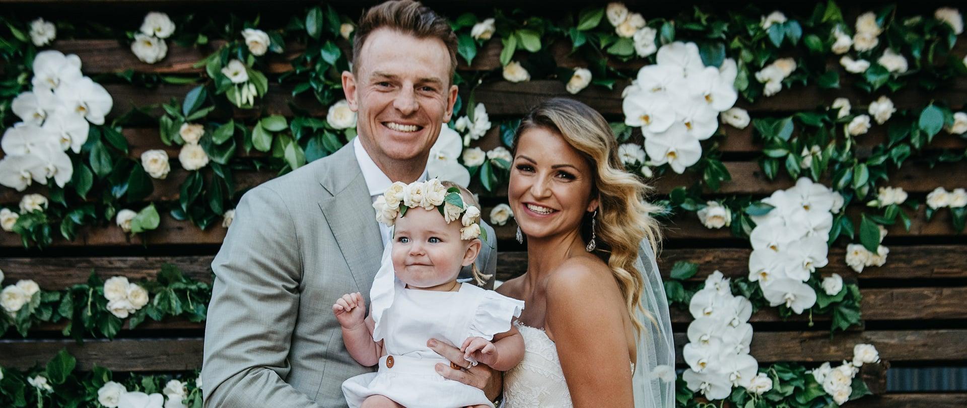 Rosie & Brendon Wedding Video Filmed at Melbourne, Victoria