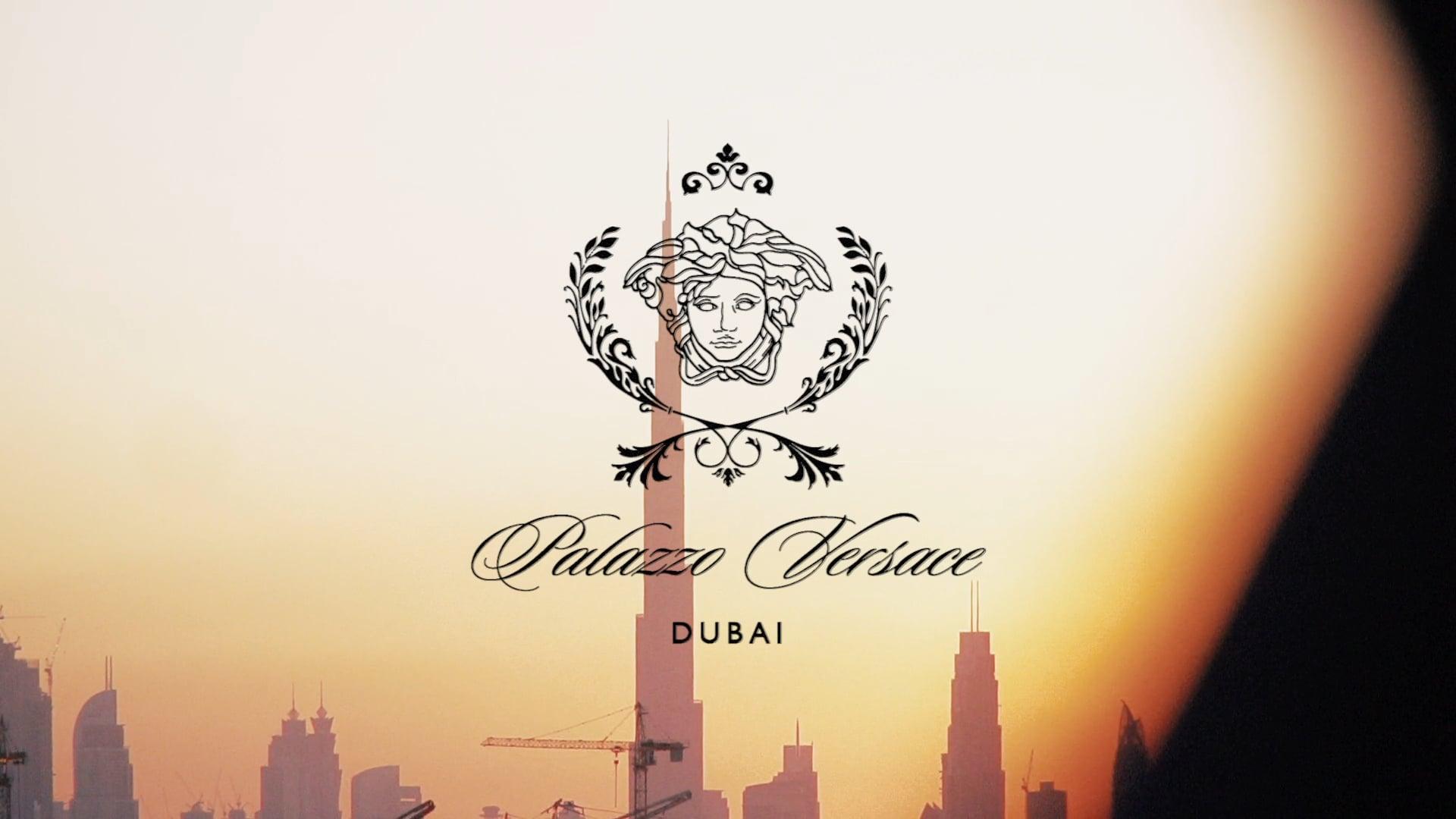 DUBAI x PALAZZO VERSACE