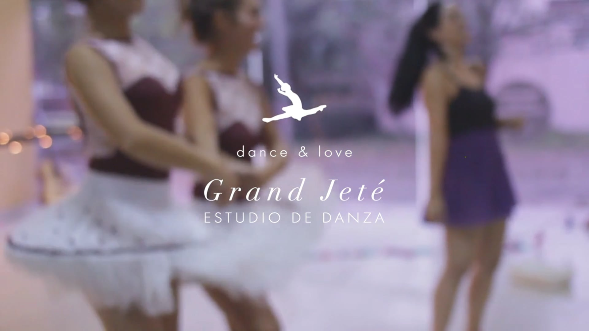Grand Jeté Happiness