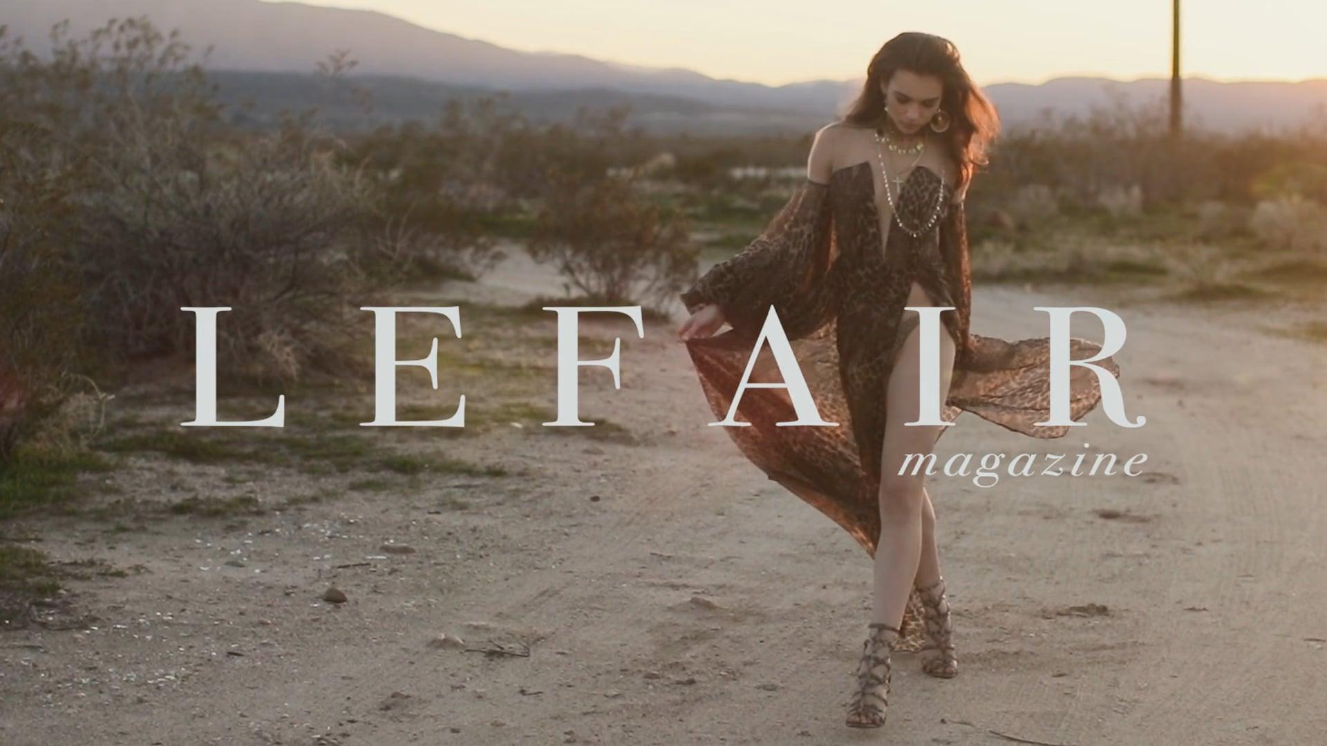 LeFair Magazine