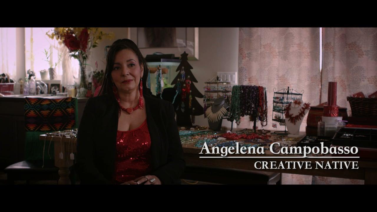 Number 4 - Angelena Campobasso - FIRE