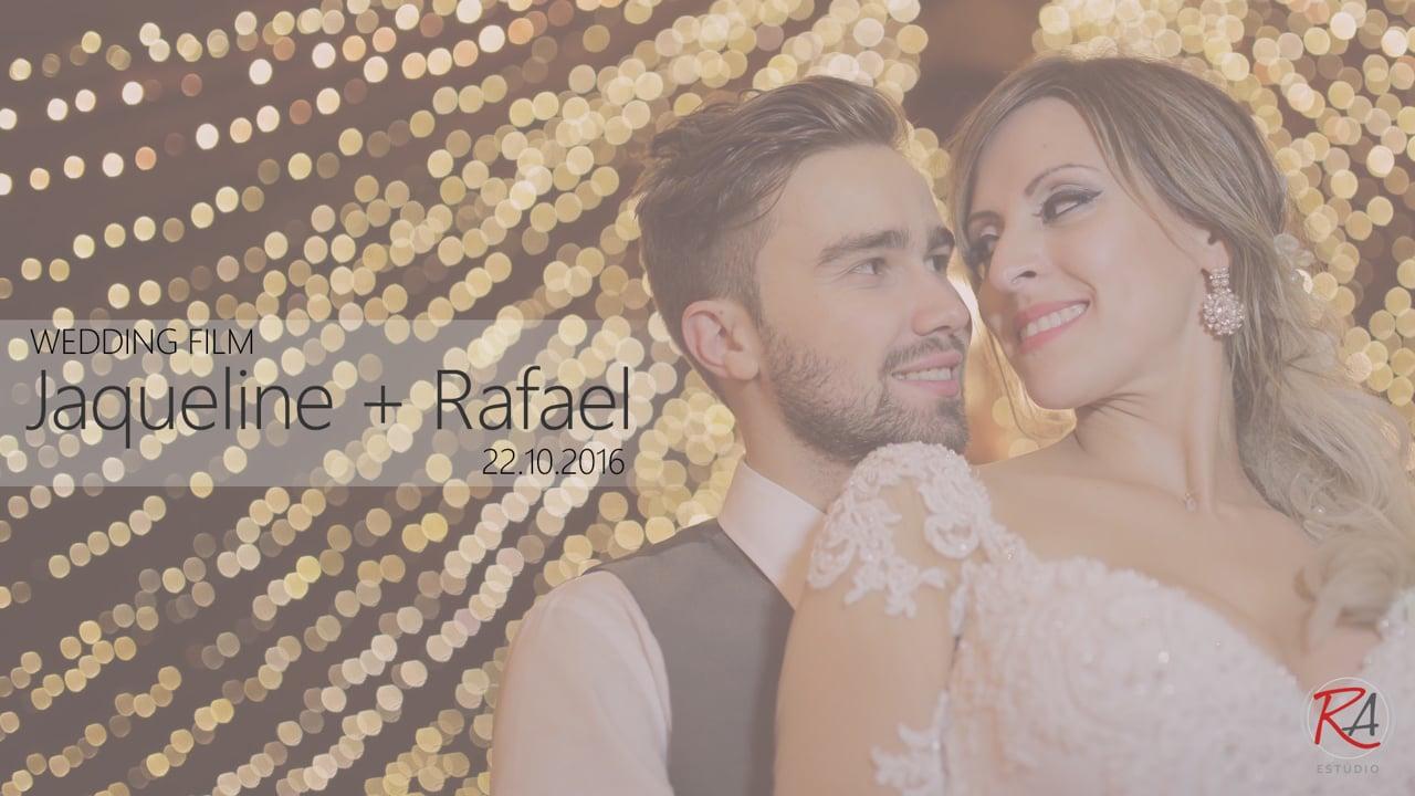 Jaqueline e Rafael Wedding Clip