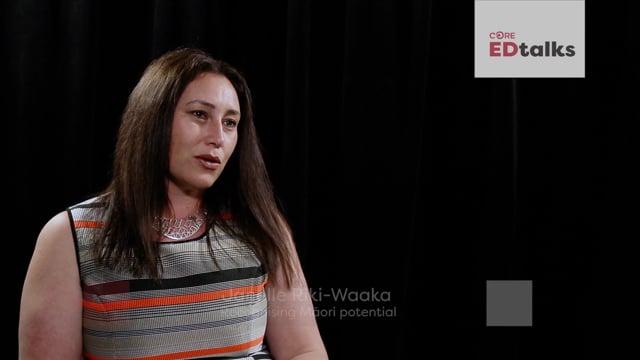 Recognising Māori potential