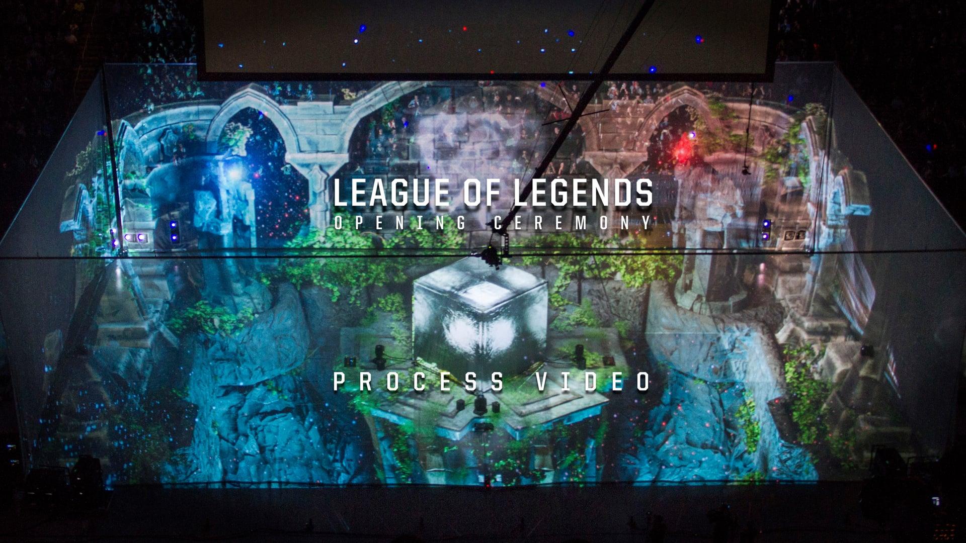 League of Legends: Worlds Opening Ceremony Breakdown