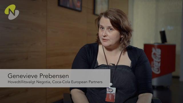 EWC-arbeidet i Coca-Cola Europa