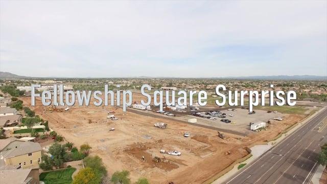 Fellowship Square Surprise: Mid March Progress