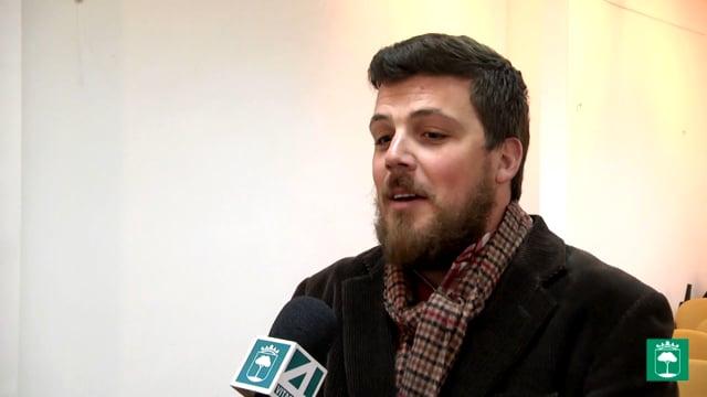 Tras la presentación de sus trabajos literarios el pasado 13 de Enero, D. Antonio Antonio Moreno Ruiz nos habla sobre Bollullos