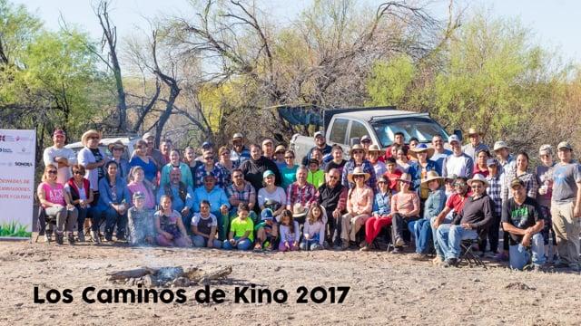 Los Caminos de Kino 2017