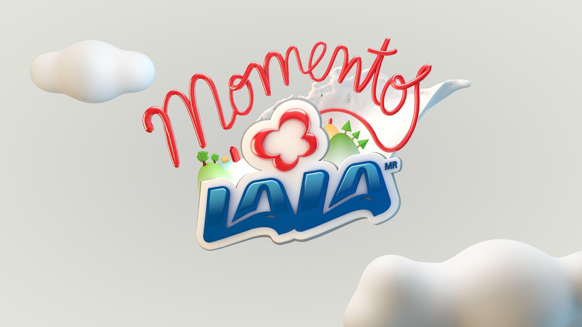 Momentos Lala, Nickelodeon