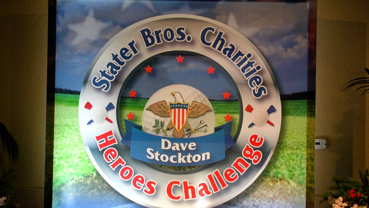 Stater Bros. Charities 10th Annual Dave Stockton Heroes Challenge 2017