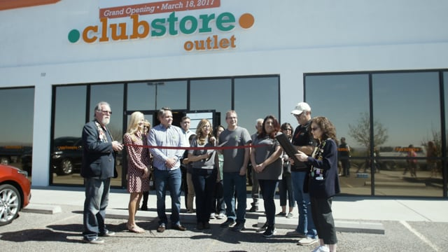 Clubstore Outlet - Las Cruces Grand Opening