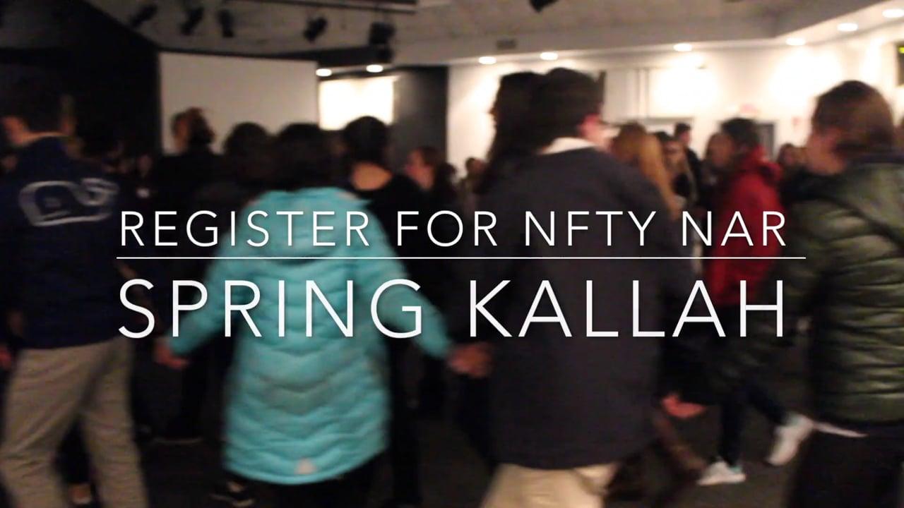 Spring Kallah Promo