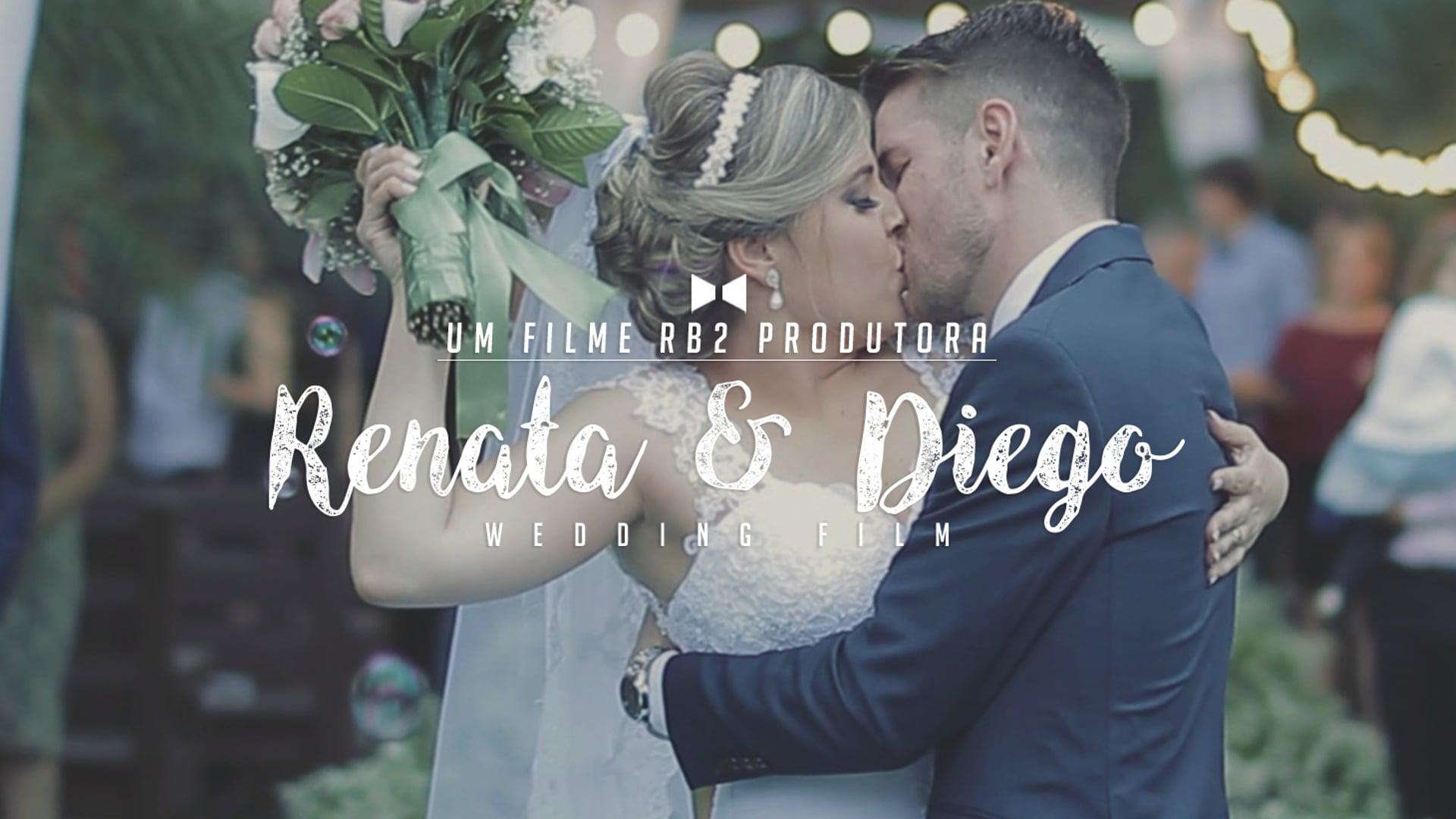 RB2 Produtora - Renata e Diego - Wedding Film