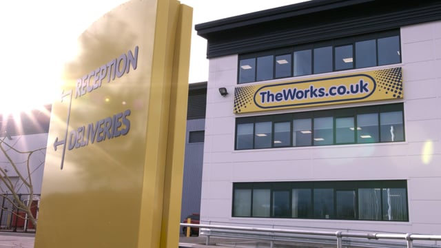 The Works Boldmere Opening March 2017 - The Endless Cut