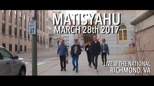 Matisyahu in Richmond, VA 2017