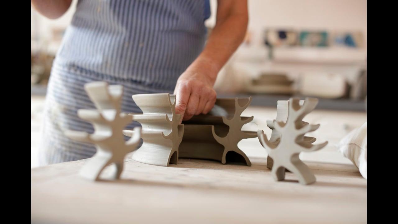Masterclass with Stephanie Wright | Ceramic Review