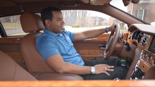 5LINX DSVP Tupac Derenoncourt's Platinum Lifestyle