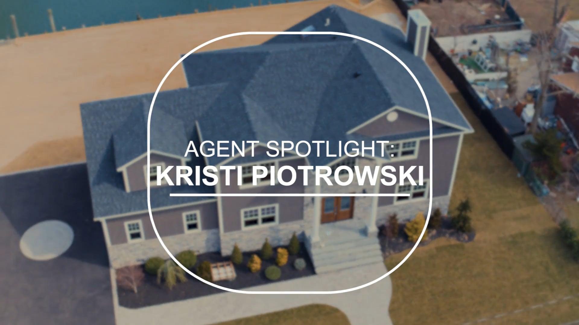 Kristi P Agent Spotlight Video
