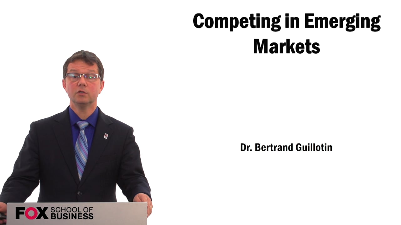 59589Competing in Emerging Markets
