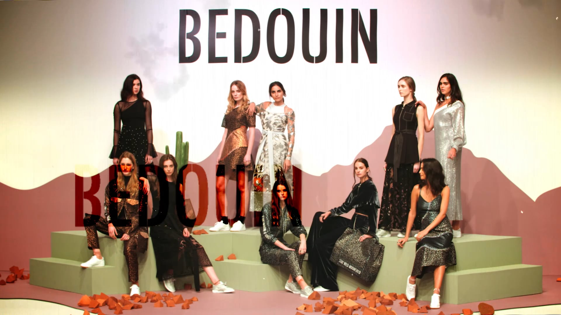 Bedouin   With Reebok Classic