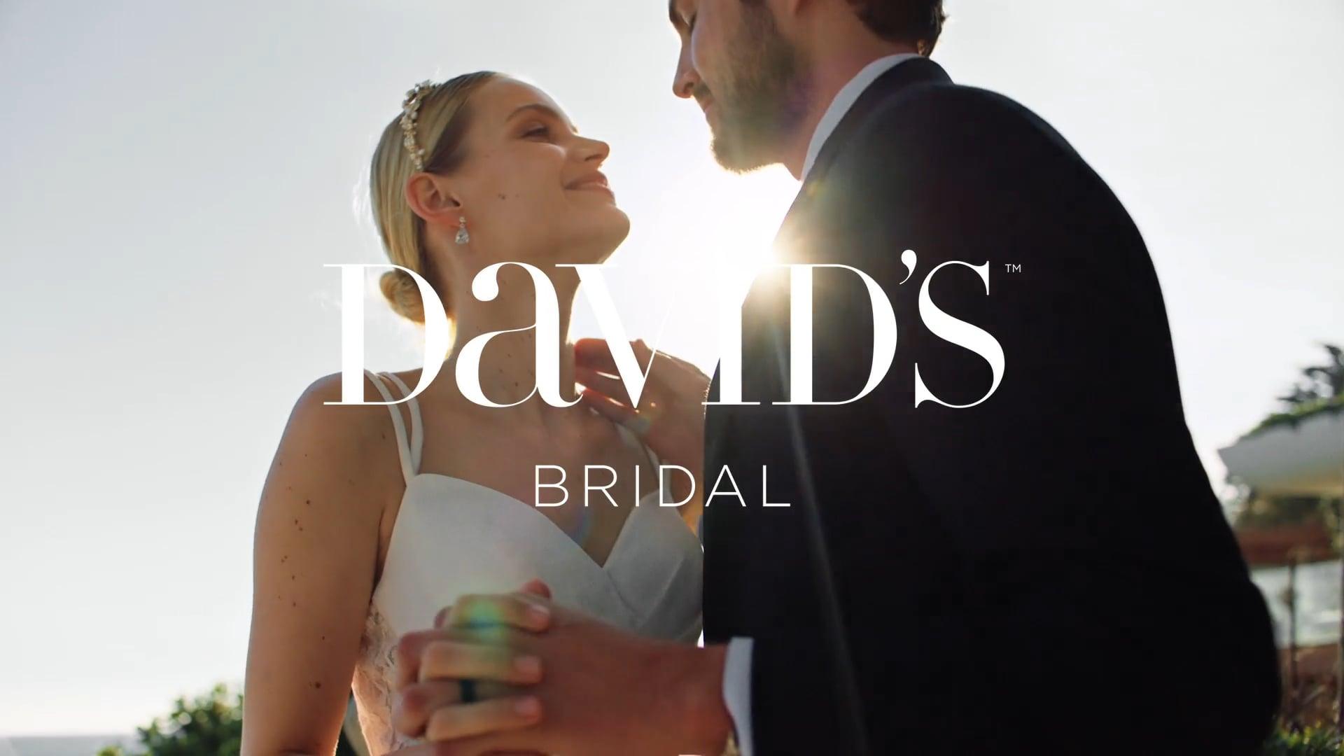 David's Bridal Spring 2017