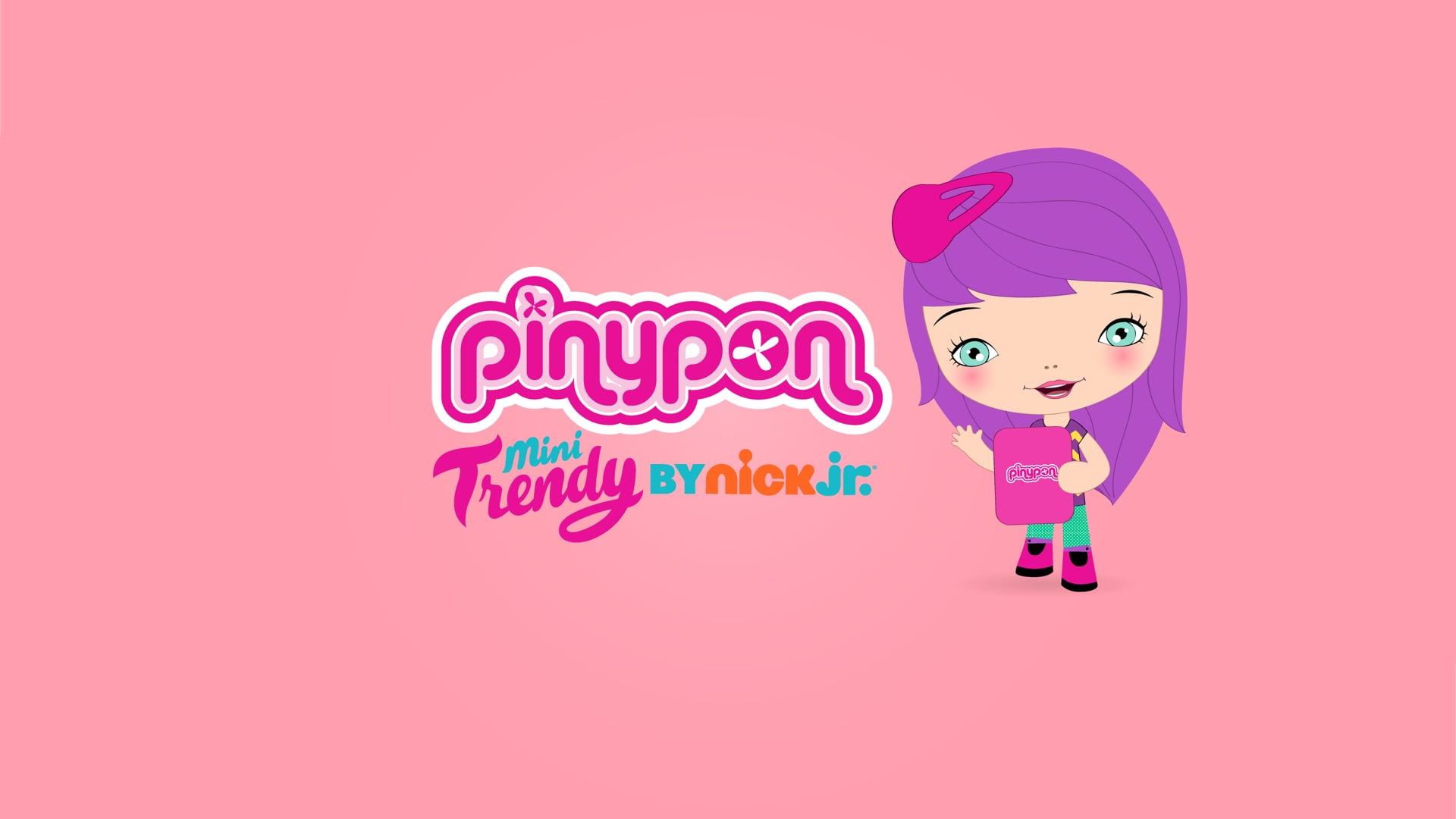 Pinypon, Mini Trendy, Nick.