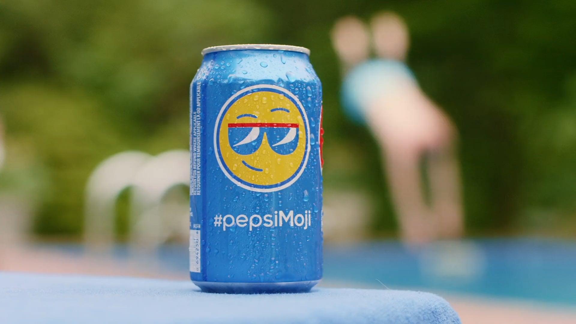 """Pepsi - """"Emoji"""""""