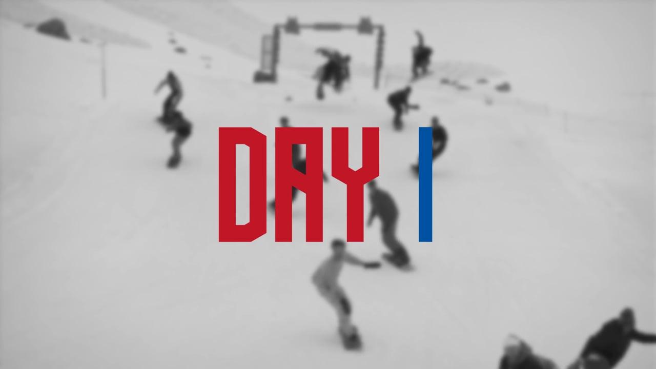 SANDO CHAOS DAYS • Day One