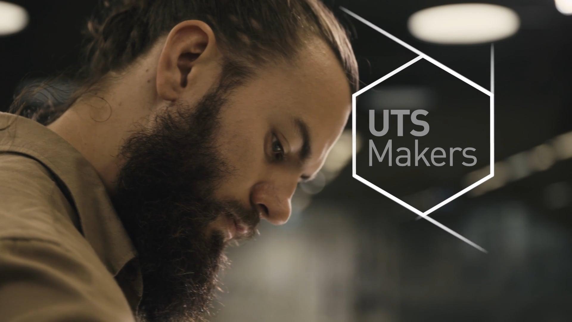 UTS Makers: Mitch Horrocks